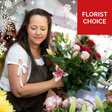 Christmas Florist Choice